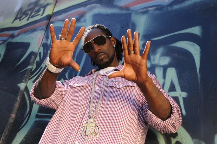 Black C RBL Posse Bay Area Rap Artist