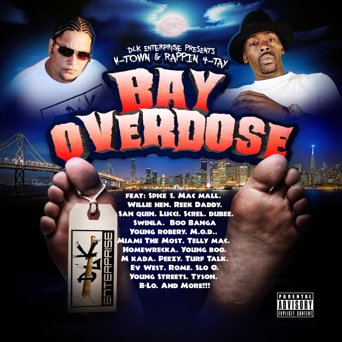 Bay Overdose