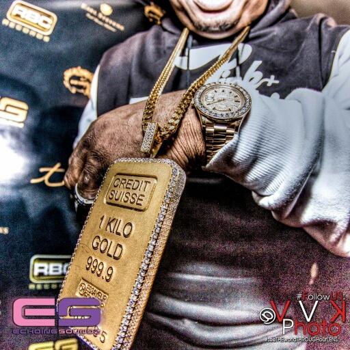 E40 Gold Brick