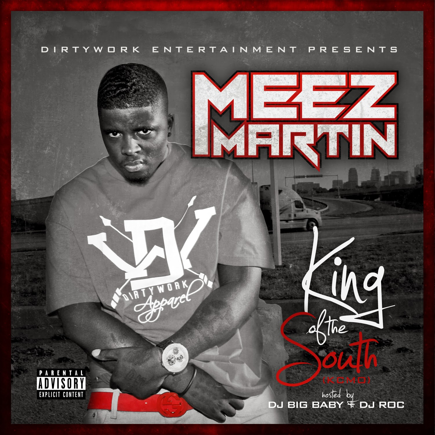 Meez Martin - King Of The South [2013]