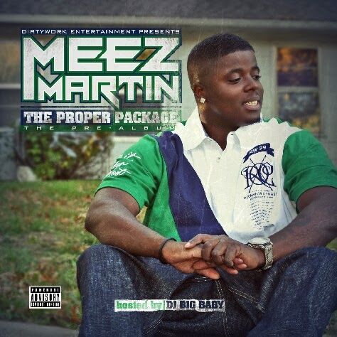 Meez Martin The Proper Package