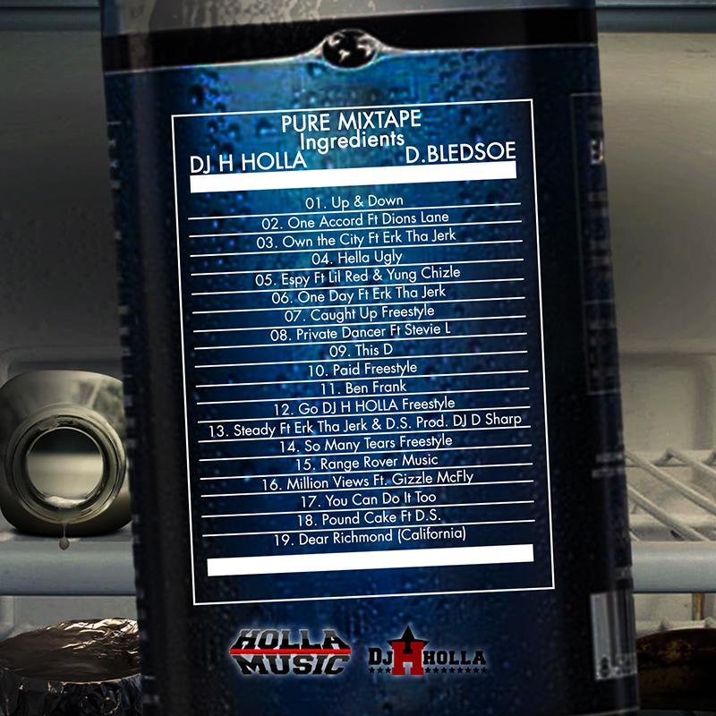 Mixtape Cover Back - Web