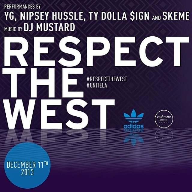 respect the west