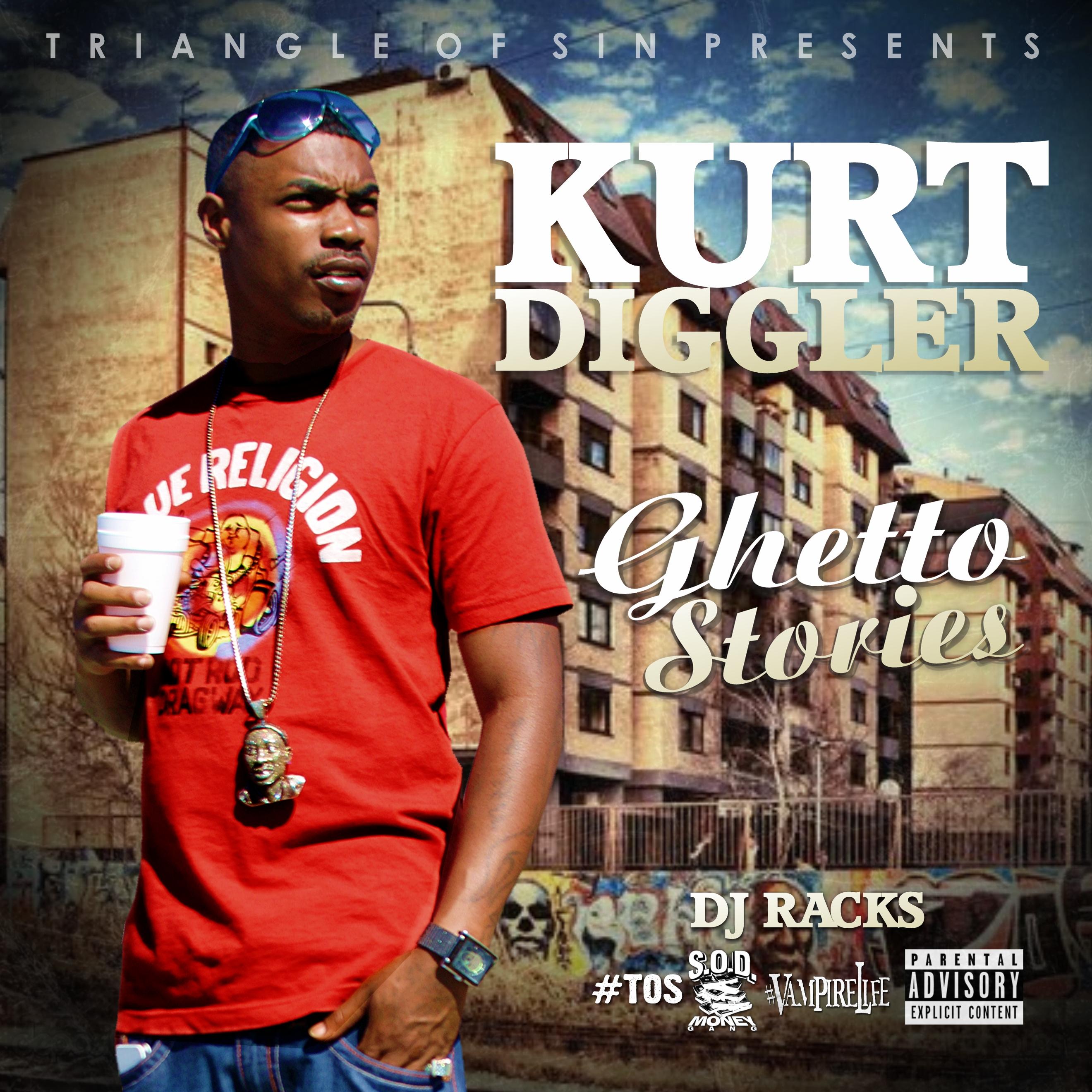 ghetto stories cover DJ RACKS
