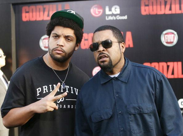 Ice Cube's Son – O'Shea Jr. – Talks NWA Movie