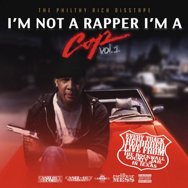 not a rapper a cop