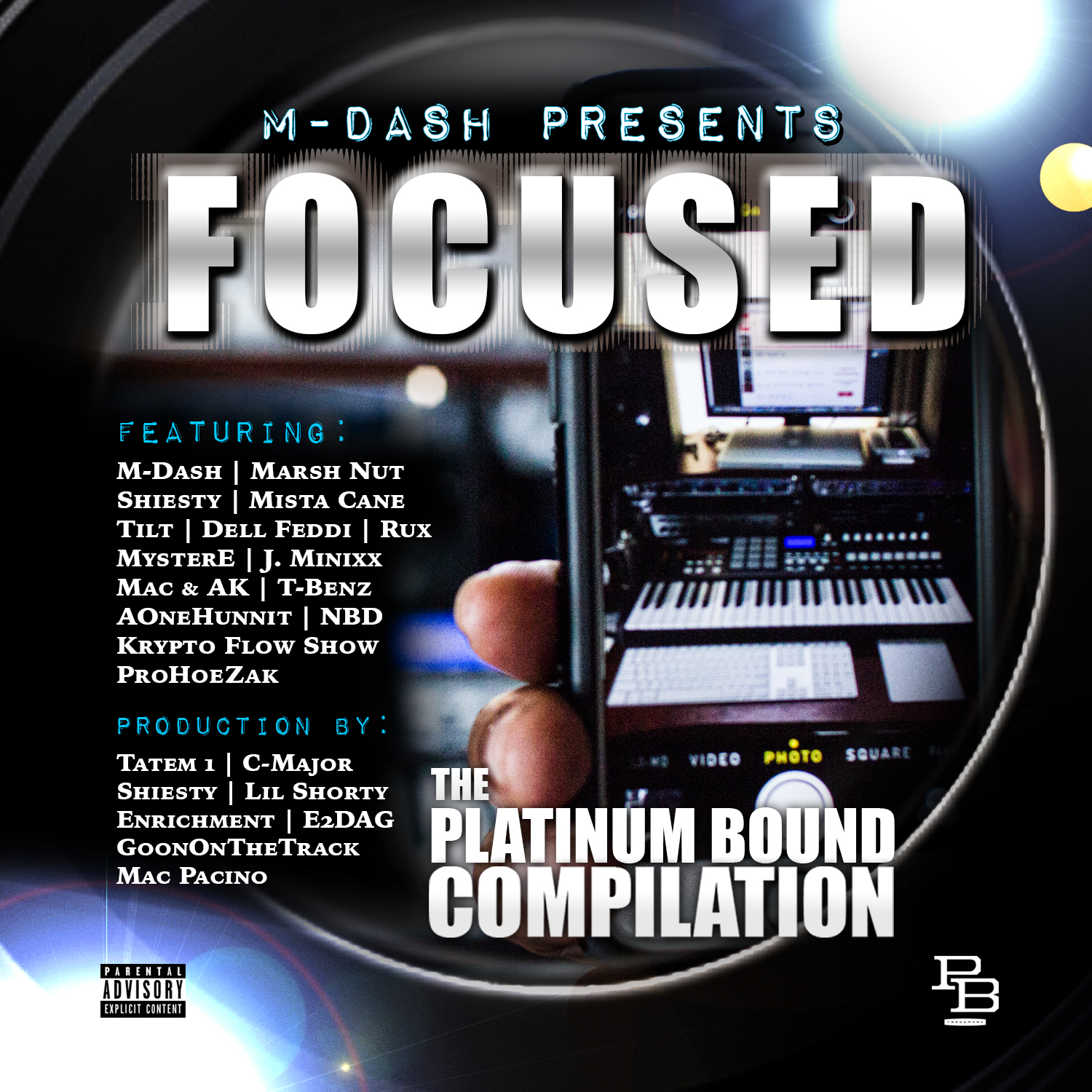 Focused-front