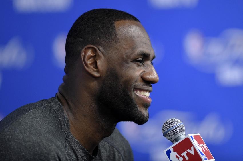 NBA: Finals-Miami Heat-Practice