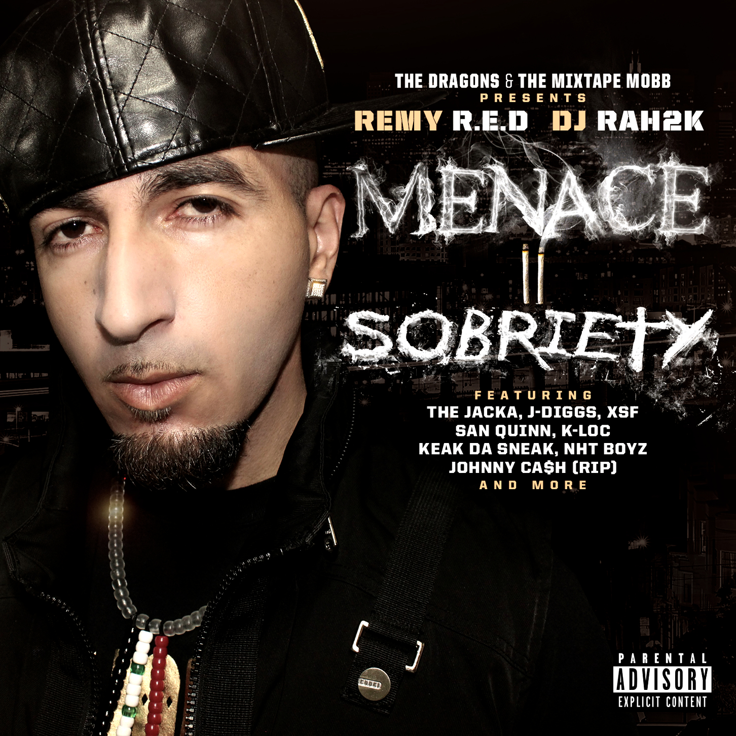 Menace II Sobriety Front Cover
