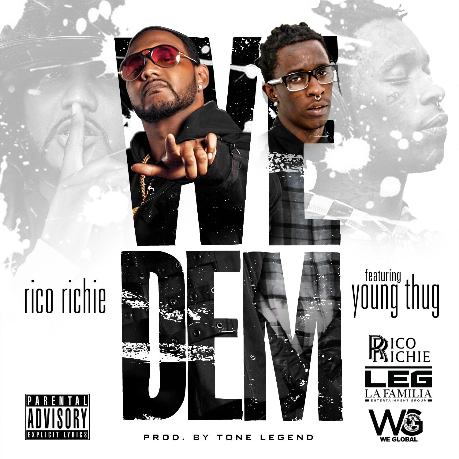 Ricco Richie - We Dem (feat. Young Thug)