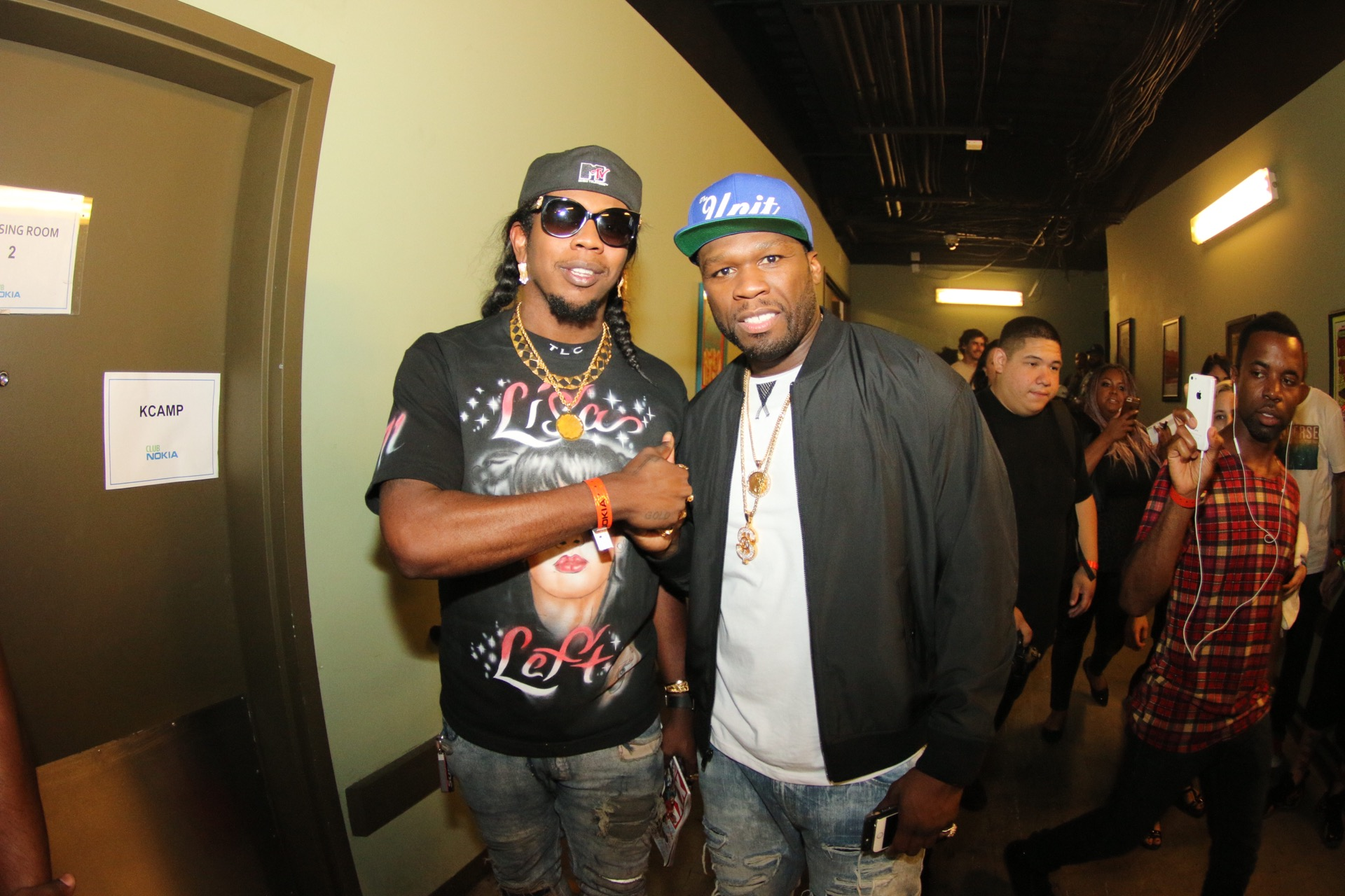 Trinidad James and 50 Cent