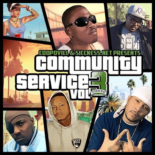 communtiy service 3