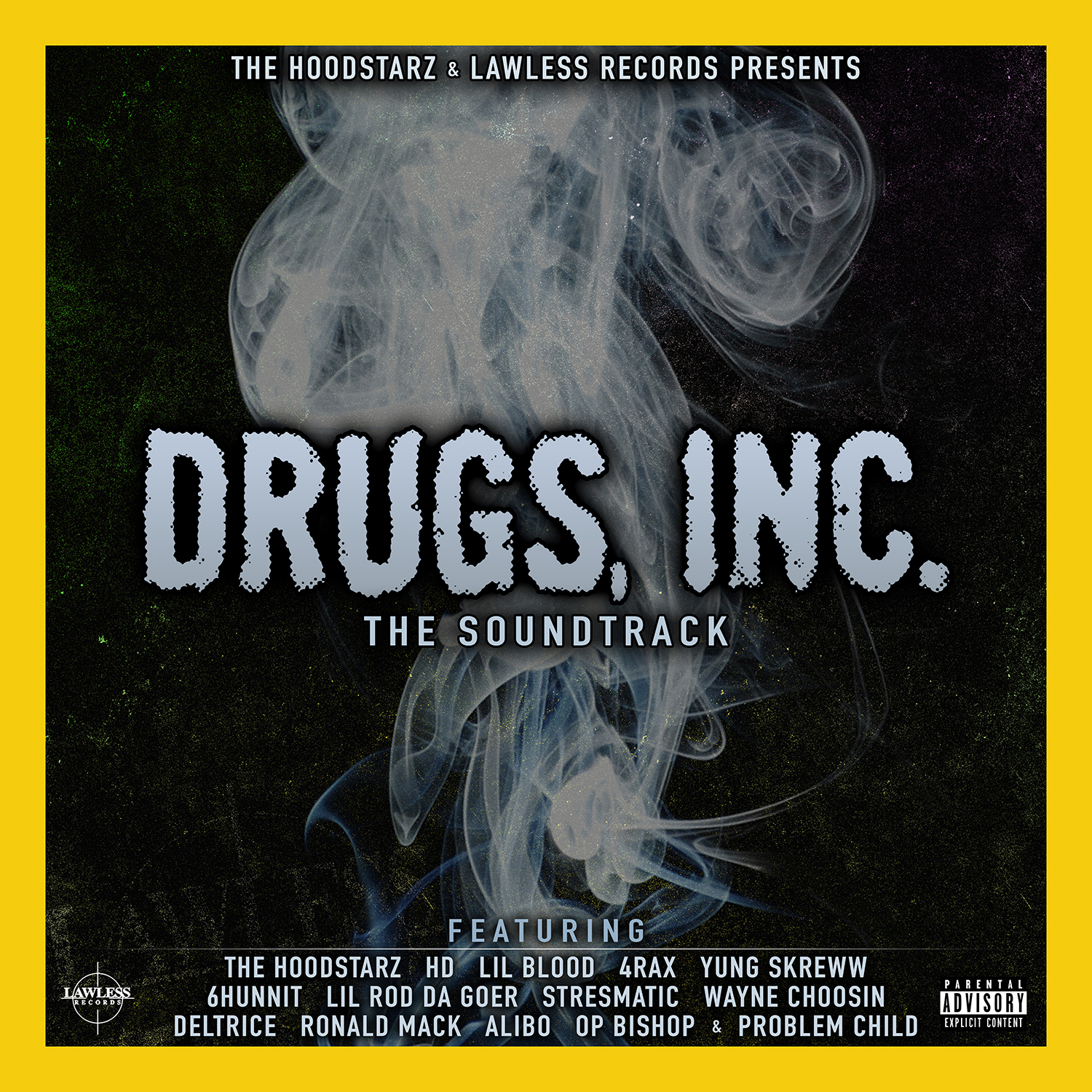 DrugsIncSoundtrack