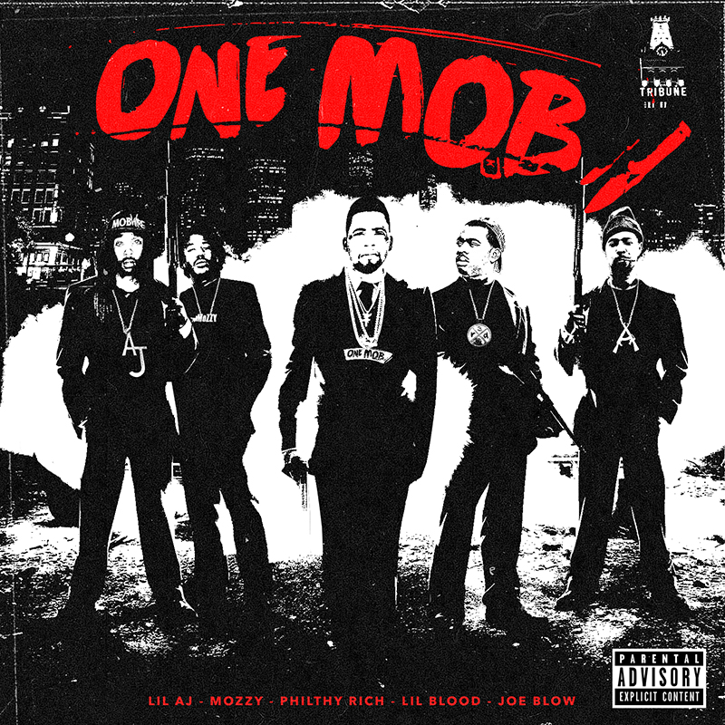 ONE MOB ALBUM - MAFIA FRONT - 003