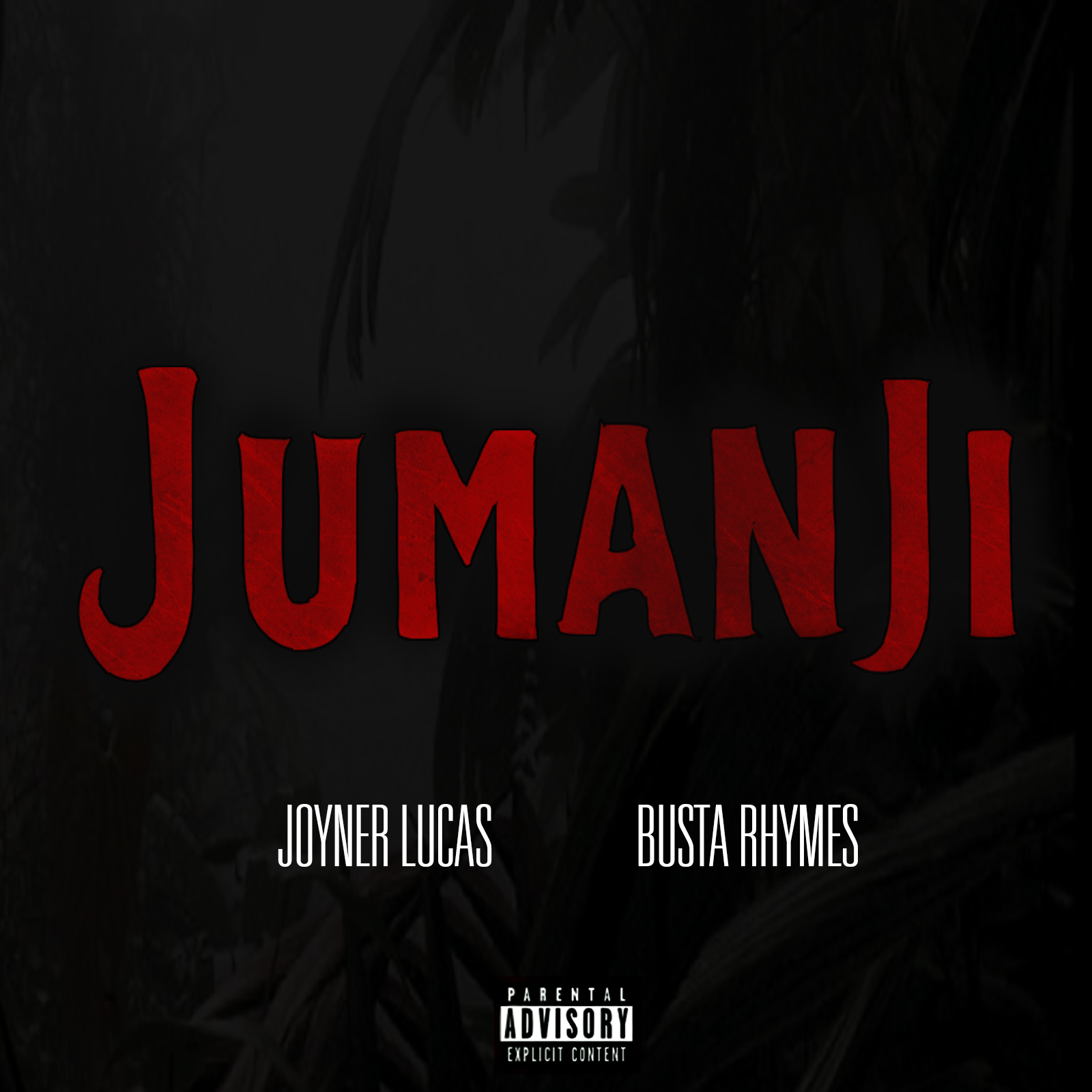 Jumanji Artwork