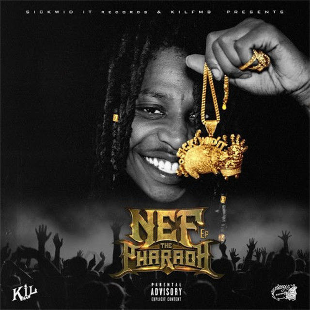 nef-the-pharaoh-ep-cover