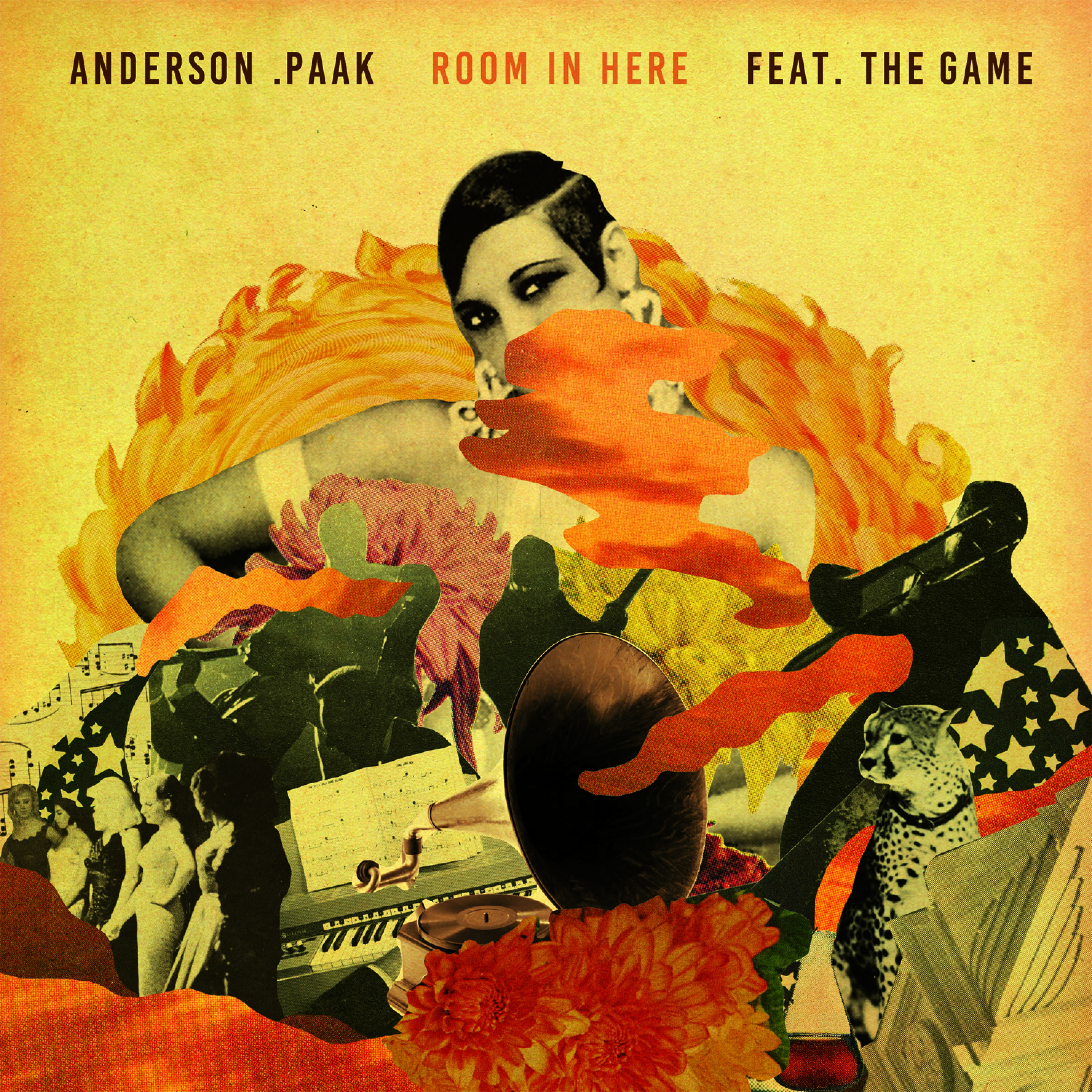 Anderson .Paak FT GAME