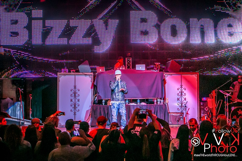 Bizzy Bone Performance