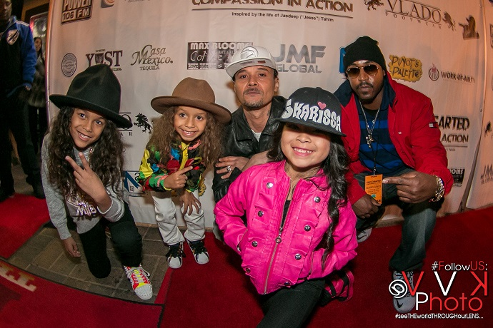 KIND-HEARTED COMPASSION IN ACTION FOUNDATION PRESENTS: ELEVATE GENIUS Socially Conscious Concert and Charity Event Featuring Bizzy Bone of Legendary Bone Thugs-N-Harmony, DJ Kiss, Steve Lobel, Fatell & Other Artists. @ The Yost Theater, Santa Ana 5:30PM-9:30PM, DECEMBER 12, 2015 #VVKPhoto #EchoingSoundz