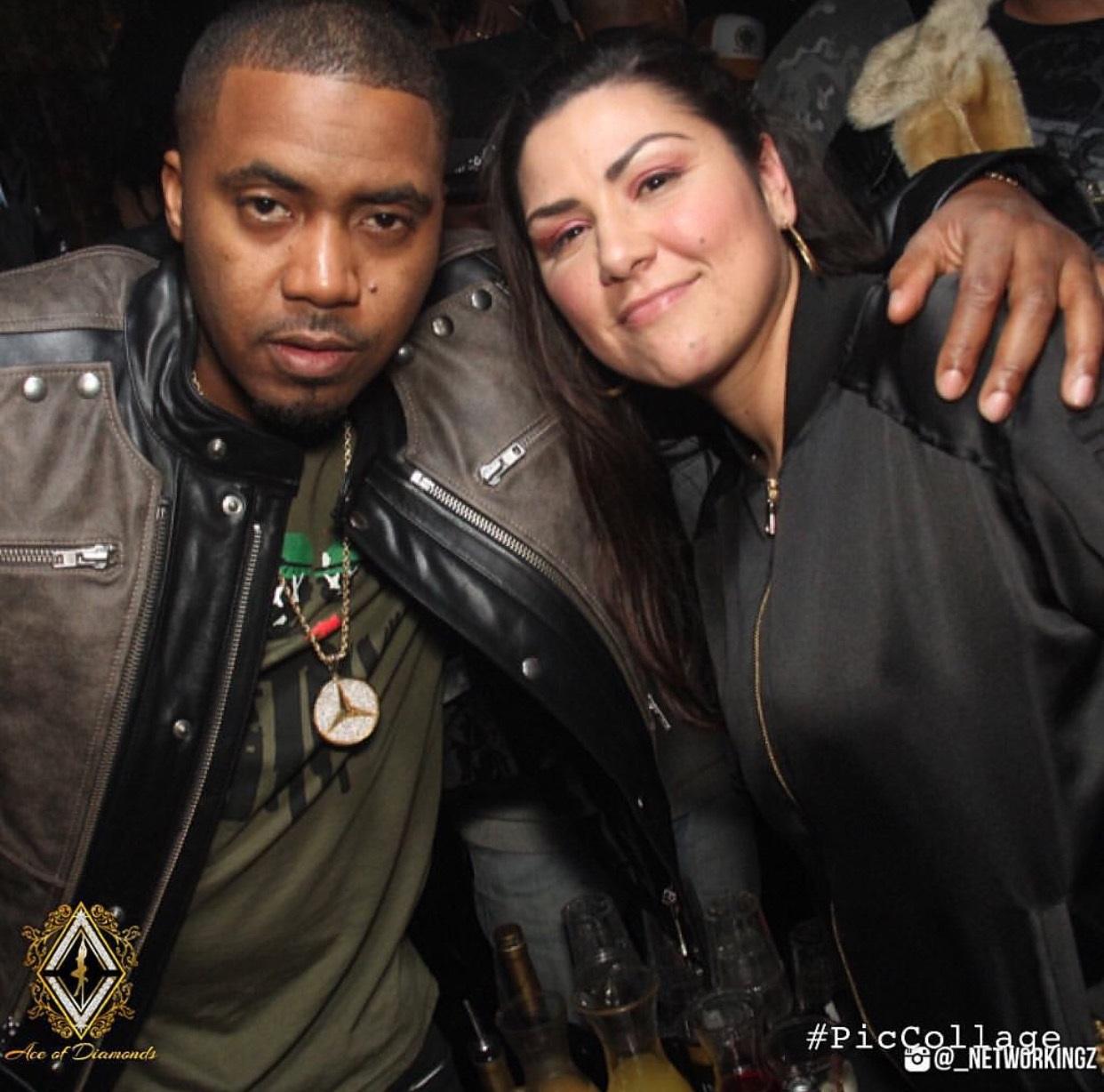Carisma and Nas