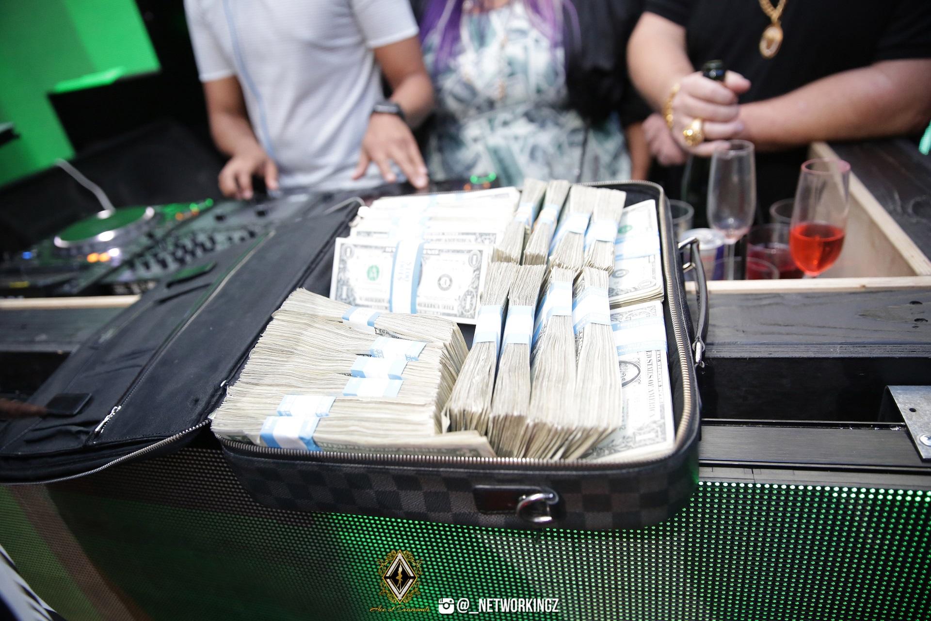 Spectacular Money