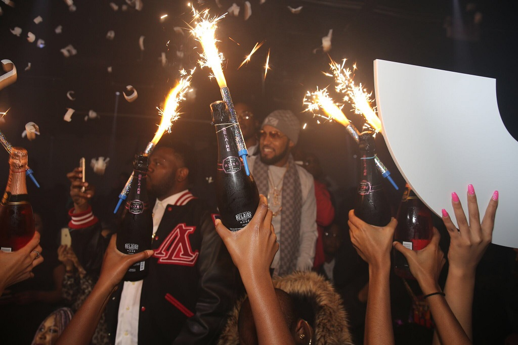 Black Bottle Boy