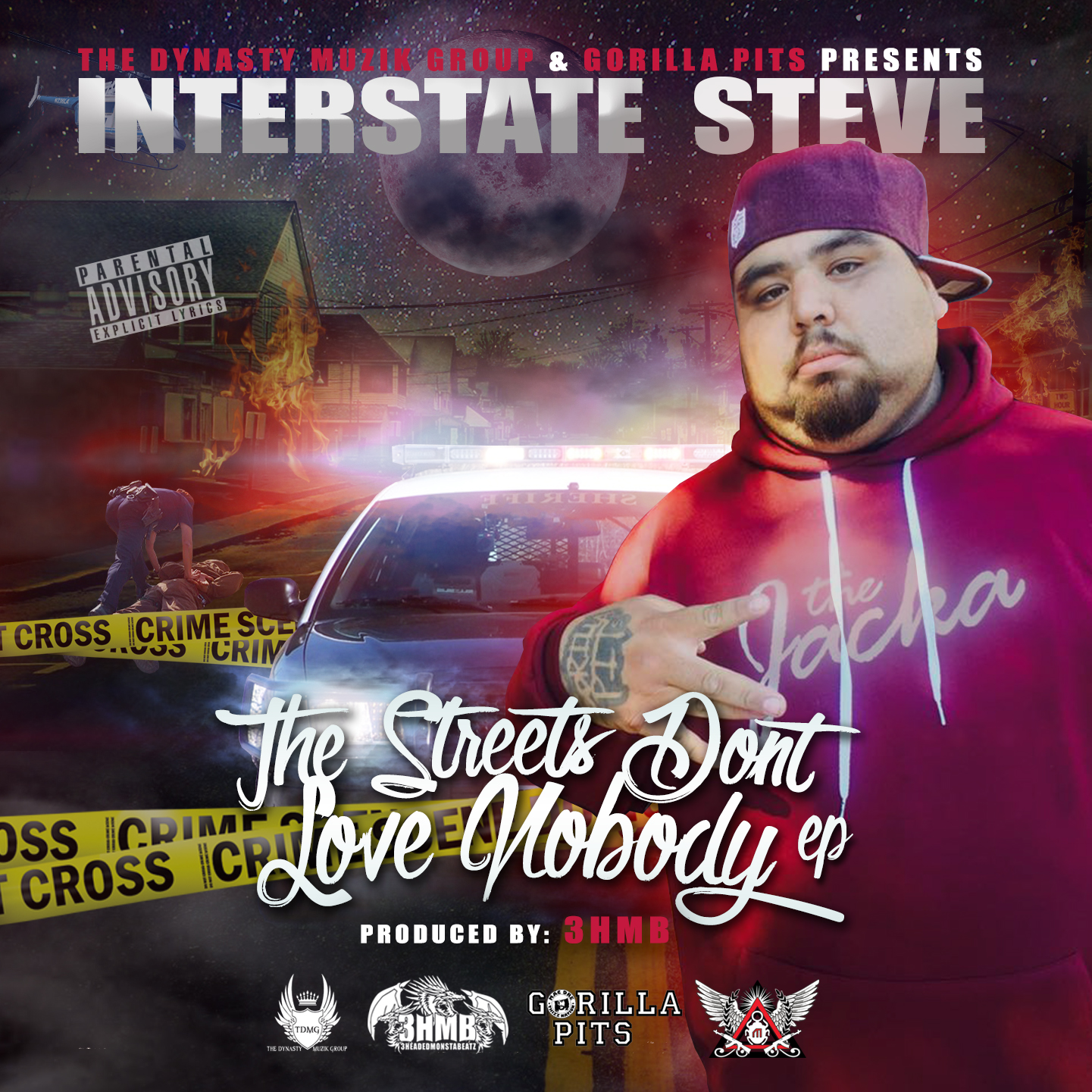 Interstate Steve - The Streets Dont Love Nobody