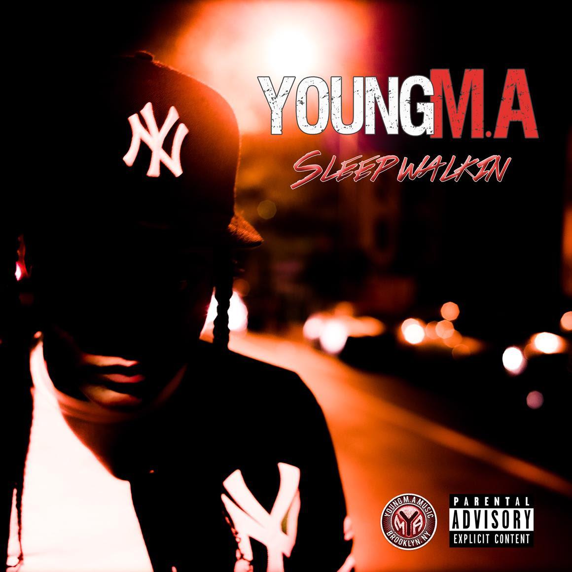 Young M.A - HennyNHoes (Sleep Walkin)