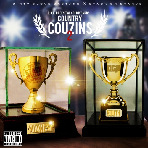 Country Couzins 2 Cover
