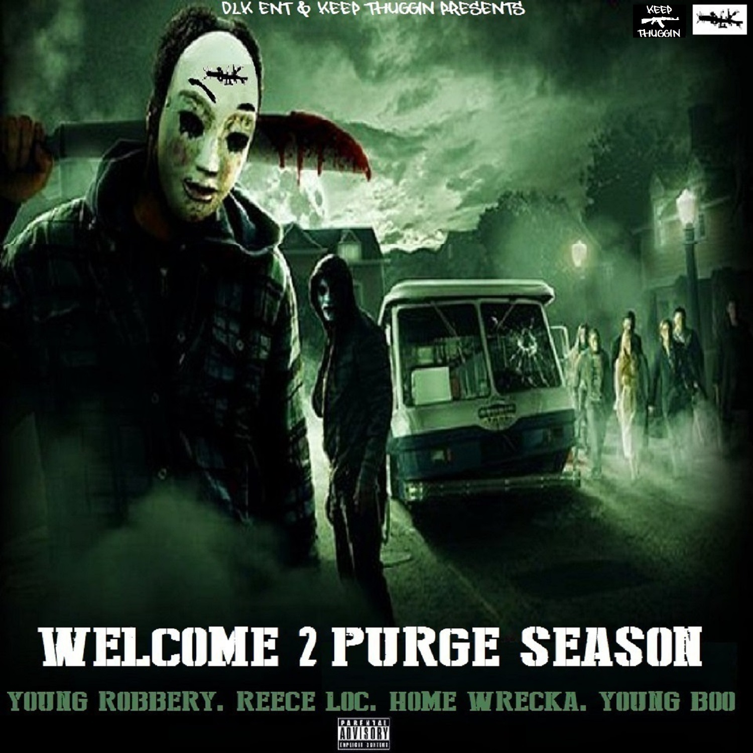 welcome 2 purge season