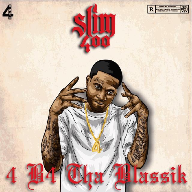 Slim 400-4 B4 THA BLASSIK COVER