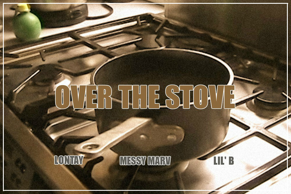 Over the stove