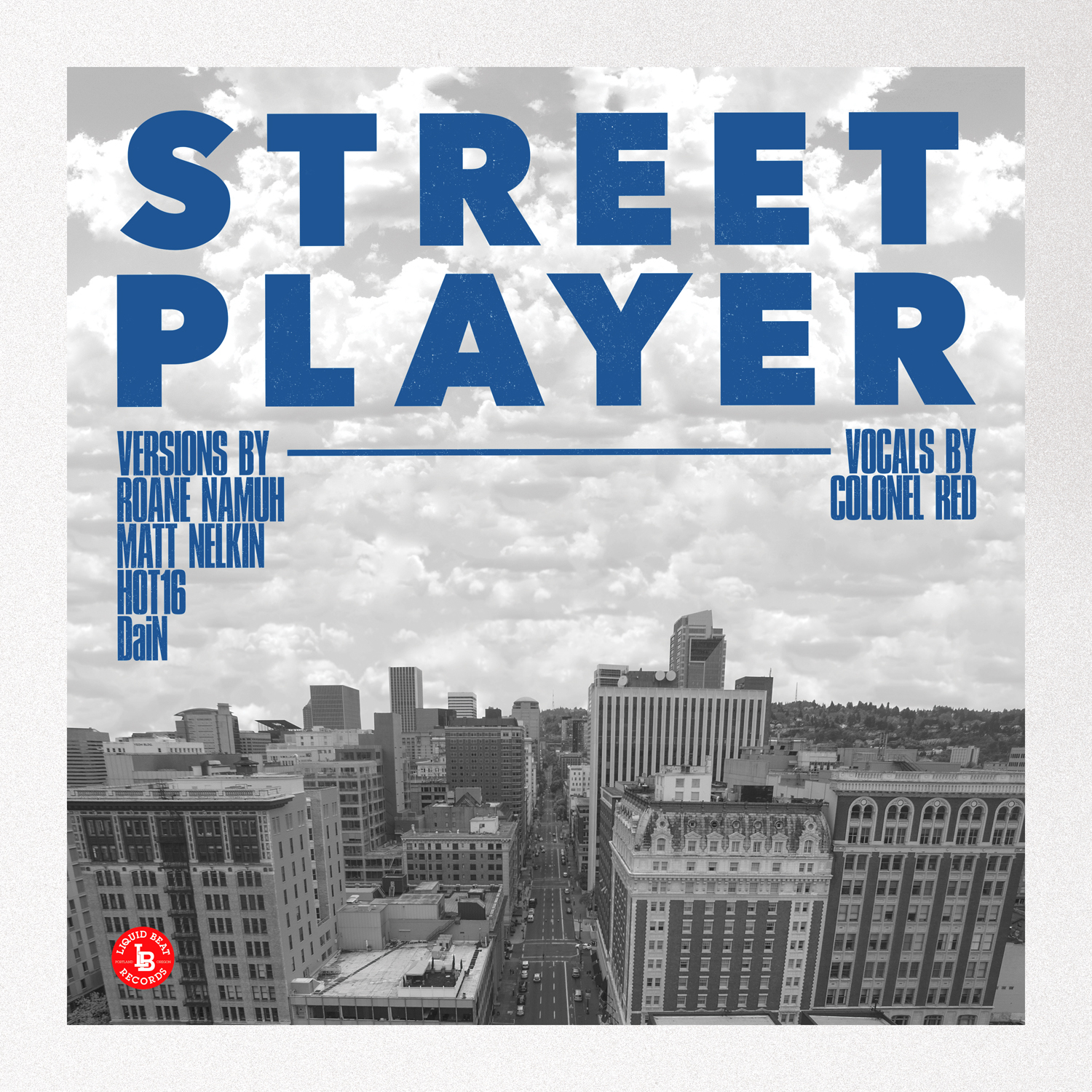Street Player Art