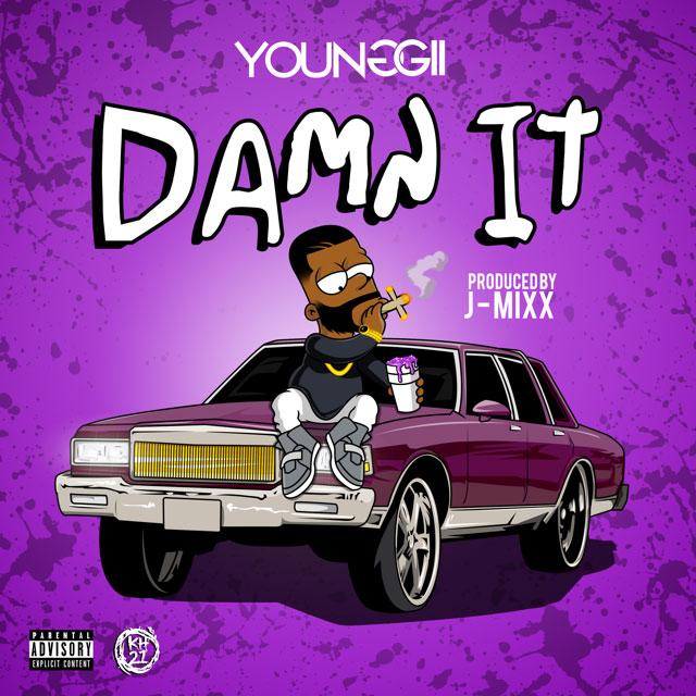 young-gii-damn-it-artwork