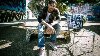 San DIego rapper Ryan Anthony