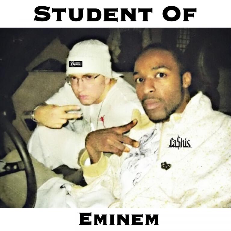 one of Eminem's top protégés, a true student of Eminem.