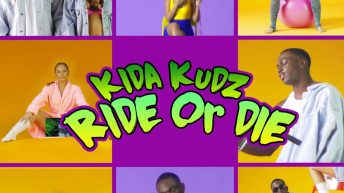 "Afro UK Artist Kida Kudz Deliver Their New Single ""Ride Or Die"""