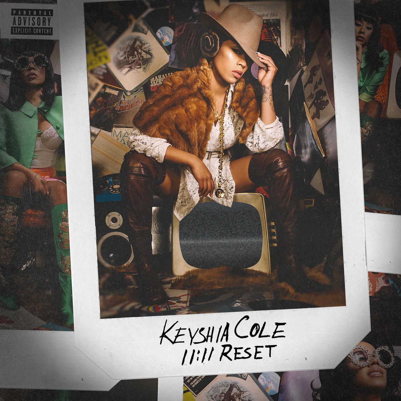 Keyshia Cole – 1111 Reset