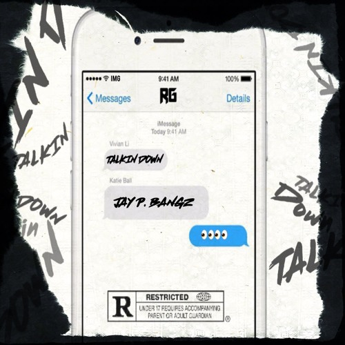 San Diego rapper RG