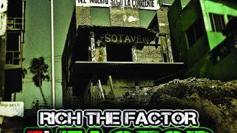 "Midwest Boss Rich The Factor Drops New Album ""El Factor"""