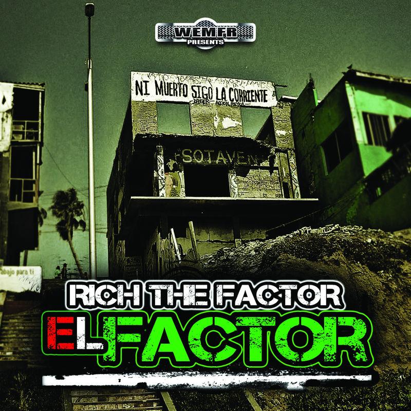 Boss Rich The Factor Drops New Album