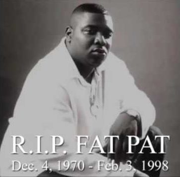 Houstons Fat Pat