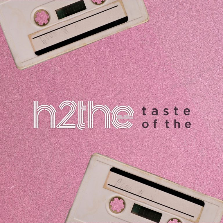 For h2the's first release he drops a beat tape that is literally only available on cassette.