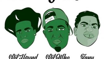 "Lil Who Doe Feat . Lil Hound & Zany ""Really Ain't"""