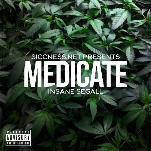 Fresno rapper Insane Segall Medicate