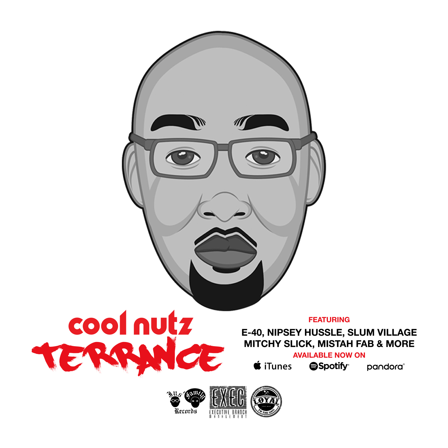 """COOL_NUTZ_TERRANCE_OUT_NOW_WEB_FLYER Cool Nutz - """"Yaper"""""""