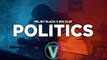 Mr. Jet Black Politics
