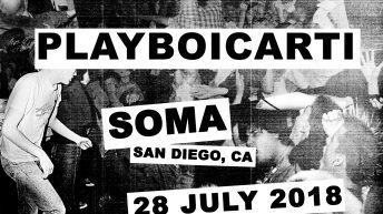 Playboi Carti, Jay Rock, SOBxRBE, Juice WRLD