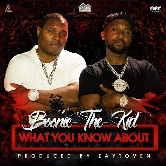 "Boonie The Kid - ""What You Know About"" (Prod by Zaytoven)"